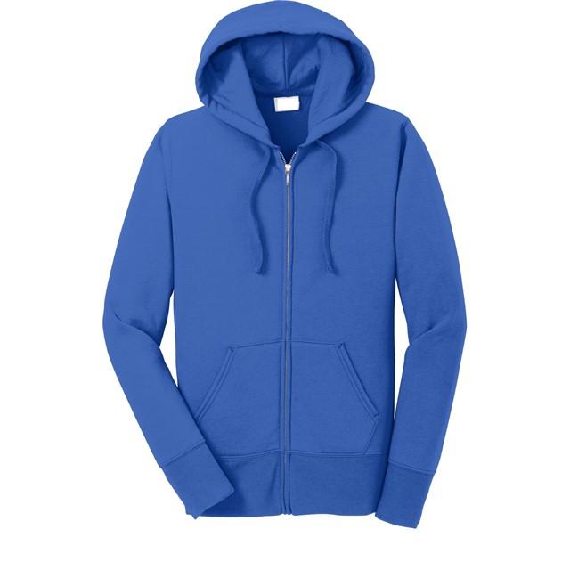 קפוצ'ון רוכסן YB638 צבע כחול