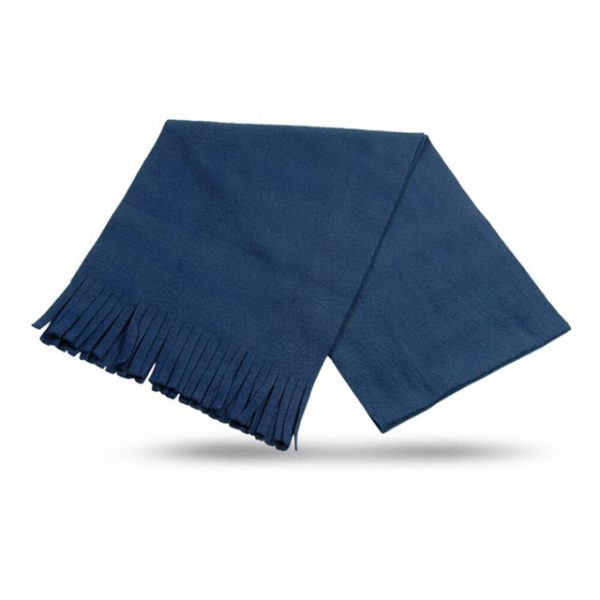 צעיף קאמפ פליז YB2910 כחול