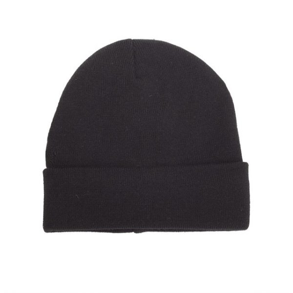 כובע חורף דגם דוד שחור