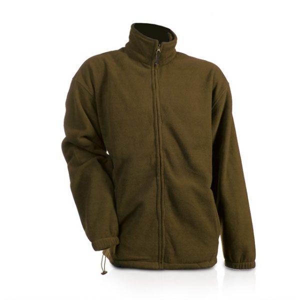 מעיל פליז YB2810 ירוק