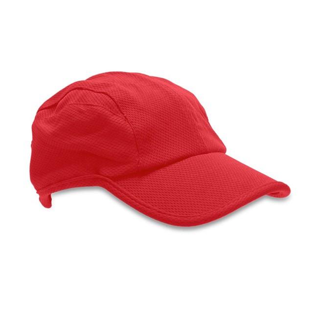 כובע דרייפיט מצחיה דגם פרנק YB2220 אדום