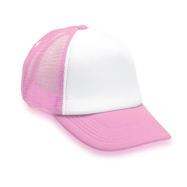 כובע מצחיה פולמון YB2211 ורוד