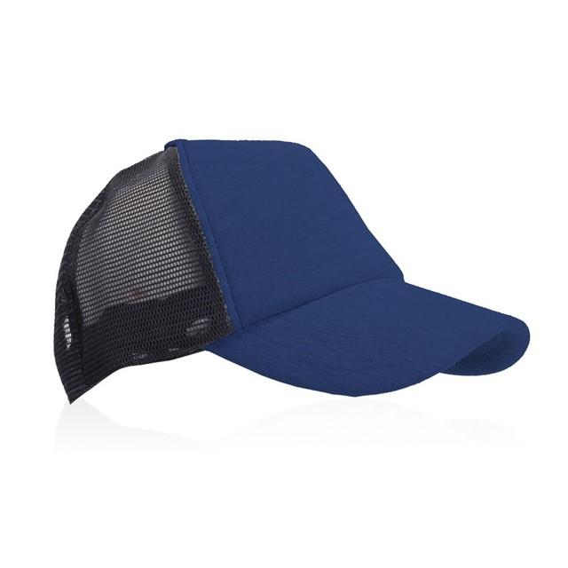 כובע מצחיה דגם ליאם YB2222 כחול