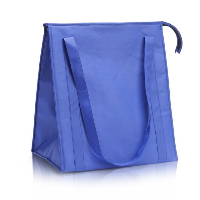 צידנית תיק צד צבע כחול