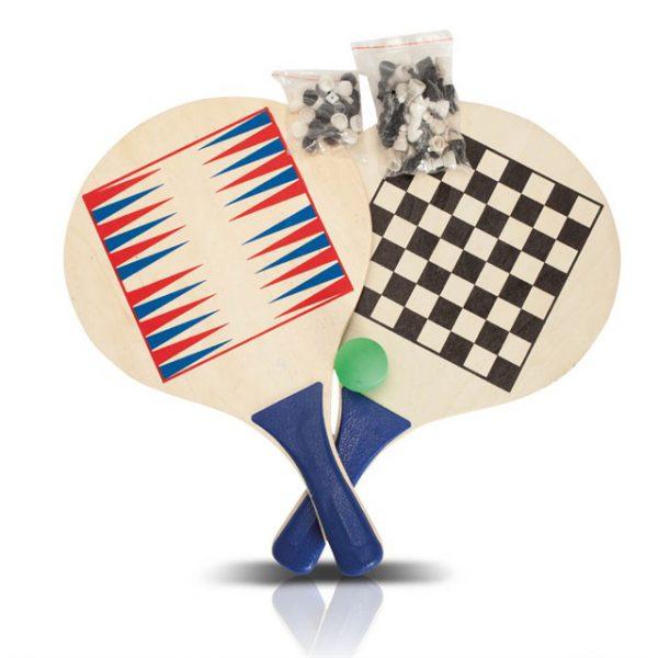 מטקות עם שש בש ושחמט