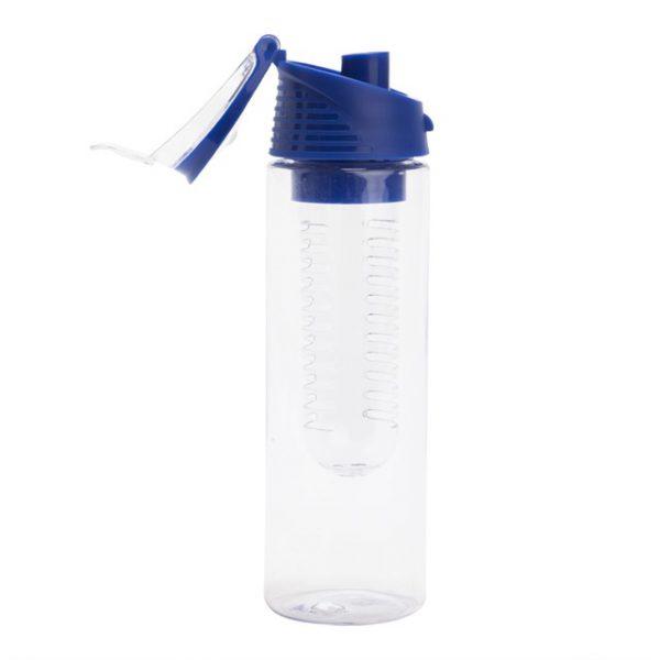 בקבוק דגם סמוטי צבע כחול