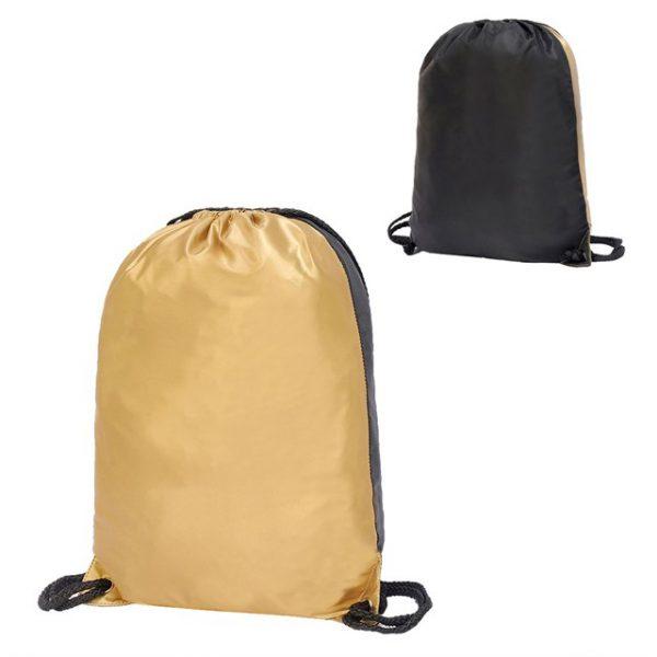 שיק שרוך צבע זהב ושחור