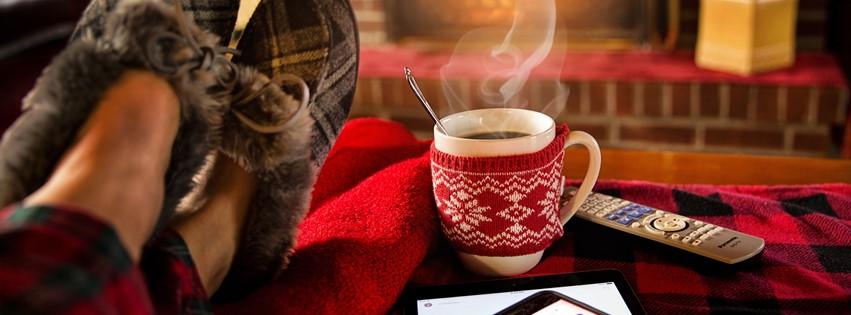 חורף ביתי חמים ונעים