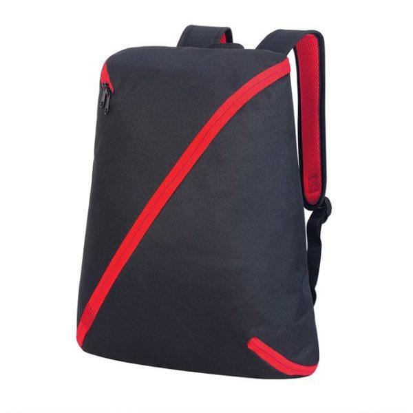 תיק גב סלייד אדום שחור