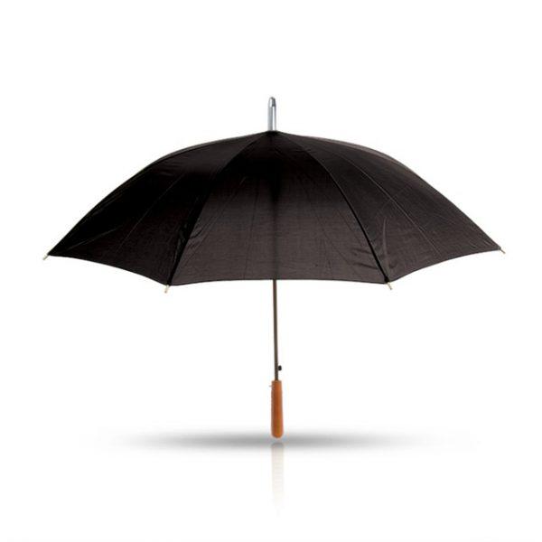 מטריה דגם סלייט צבע שחור