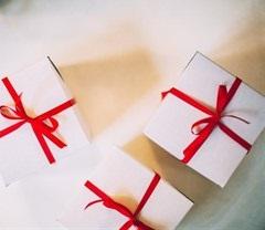 כמה מתנות קטנות למתנה אחת גדולה