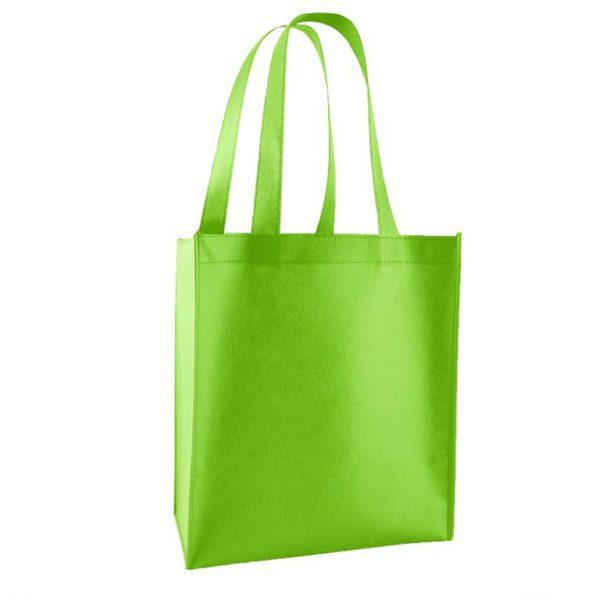 תיק אל בד ממותג דגם הילר ירוק