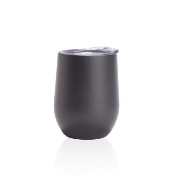 כוס תרמית דגם פרומו שחור