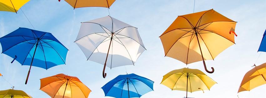 הדפסה על מטריות