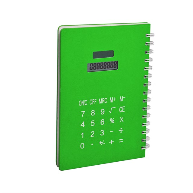 מחברת דגם חושן צבע ירוק