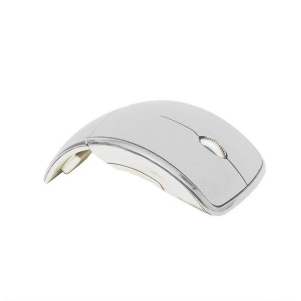 עכבר דגם סטיב צבע לבן