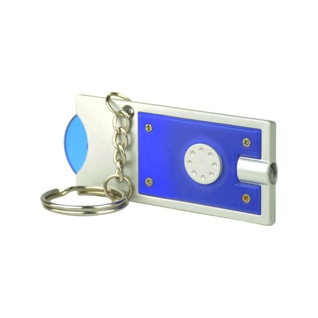 מחזיק מפתחות דגם ליטל כחול